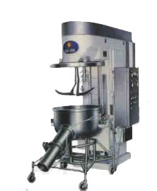 HLSY SERIES MIXING GRANULATOR